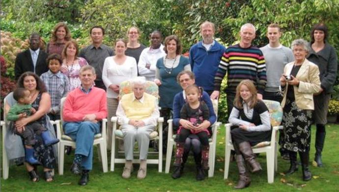 Familie Eijgenraam